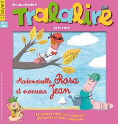 Tralalire | Dutruc-Rosset, Florence (1966-....). Directeur de publication