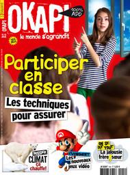 Okapi : 100% Ado : le monde s'agrandit | Sanerot, Georges. Directeur de publication