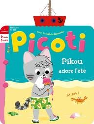 Picoti : pour les bébés dégourdis   Leblanc, Stéphane. Directeur de publication