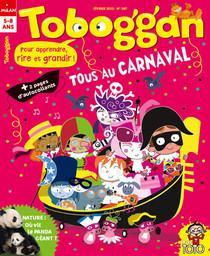 Toboggan : rire, lire et grandir! | Ruffenach, Pascal. Directeur de publication