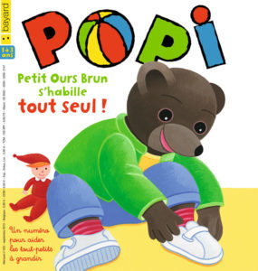 Popi | Sanerot, Georges. Directeur de publication
