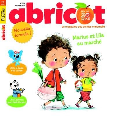 Abricot | Lefranc, Jean-Martial. Directeur de publication