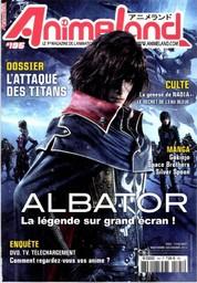 Animeland : le 1er magazine de l'animation et du manga | Jollois, Emilie. Directeur de publication