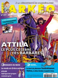 Arkéo : l'histoire et la mythologie pour les enfants   Fabre-Faton, Pierette. Directeur de publication
