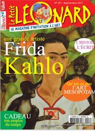 Le Petit Léonard : le magazine d'initiation à l'art   Faton-Boyancé, Jeanne. Directeur de publication