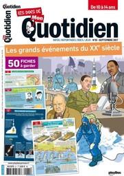 Les docs de mon Quotidien   Saltet, Jérome. Directeur de publication