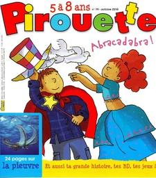 Pirouette : le mag' des p'tits malins!   Mounier, Emmanuel. Directeur de publication