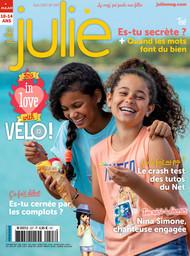 Julie : le mag' qui parle aux filles | Sanerot, Georges. Directeur de publication