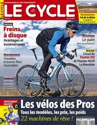Le cycle : le magazine n° 1 des pratiquants   Espiasse-Cabau, Franck. Directeur de publication