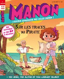 Manon : l'extra magazine des filles super ! | Sanerot, Georges. Directeur de publication