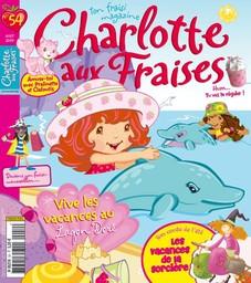 Charlotte aux fraises   Gouttebelle, Samuel. Directeur de publication