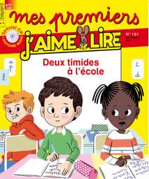 Mes premiers J'aime lire | Sanerot, Georges. Directeur de publication