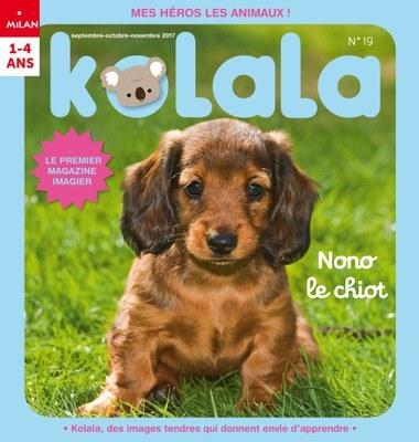 Kolala : mes héros les animaux! | Sanerot, Georges. Directeur de publication