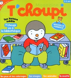 T'Choupi : l'ami des petits | Tallandier, Muriel. Directeur de publication