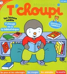T'Choupi : l'ami des petits   Tallandier, Muriel. Directeur de publication