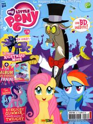 My little pony : le magazine officiel   Guerrini, Alain. Directeur de publication