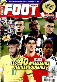 Foot Play | Maurer, Benoit. Directeur de publication