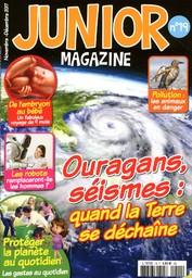 Junior magazine   Moshrefi, Amir. Directeur de publication