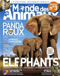 Le monde des animaux   Pécoul, Jean-Philippe. Directeur de publication