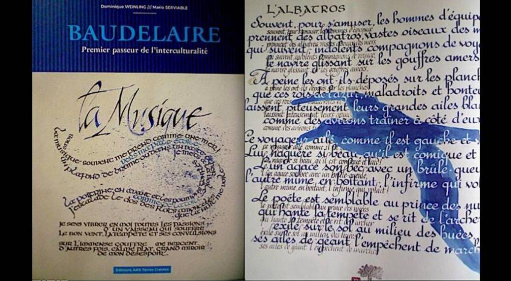 Baudelaire, premier passeur de l'interculturalité / Dominique Weinling  